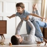 Happy father and son moment. List of best father and son quotes and sayings