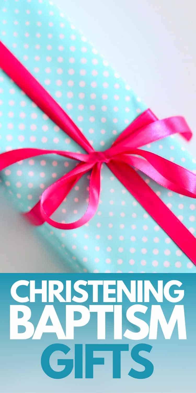Christening Baptism Gift