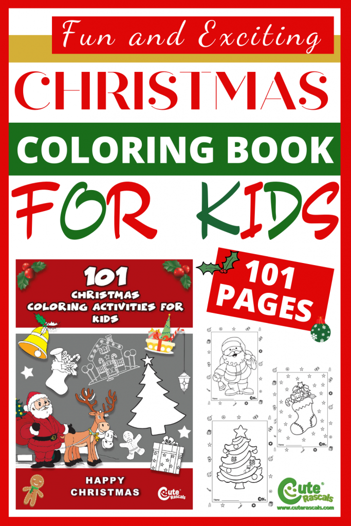 Surprise little ones with new coloring sheets for the holiday season. Click this article to get 101 pages of free printable Christmas coloring pages for preschoolers and kindergarten.