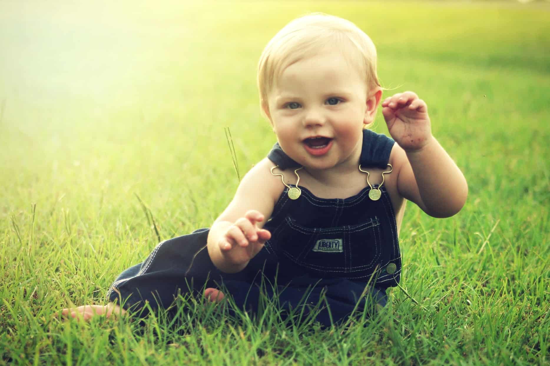 Handsome Baby Boy Names For Little Gentleman