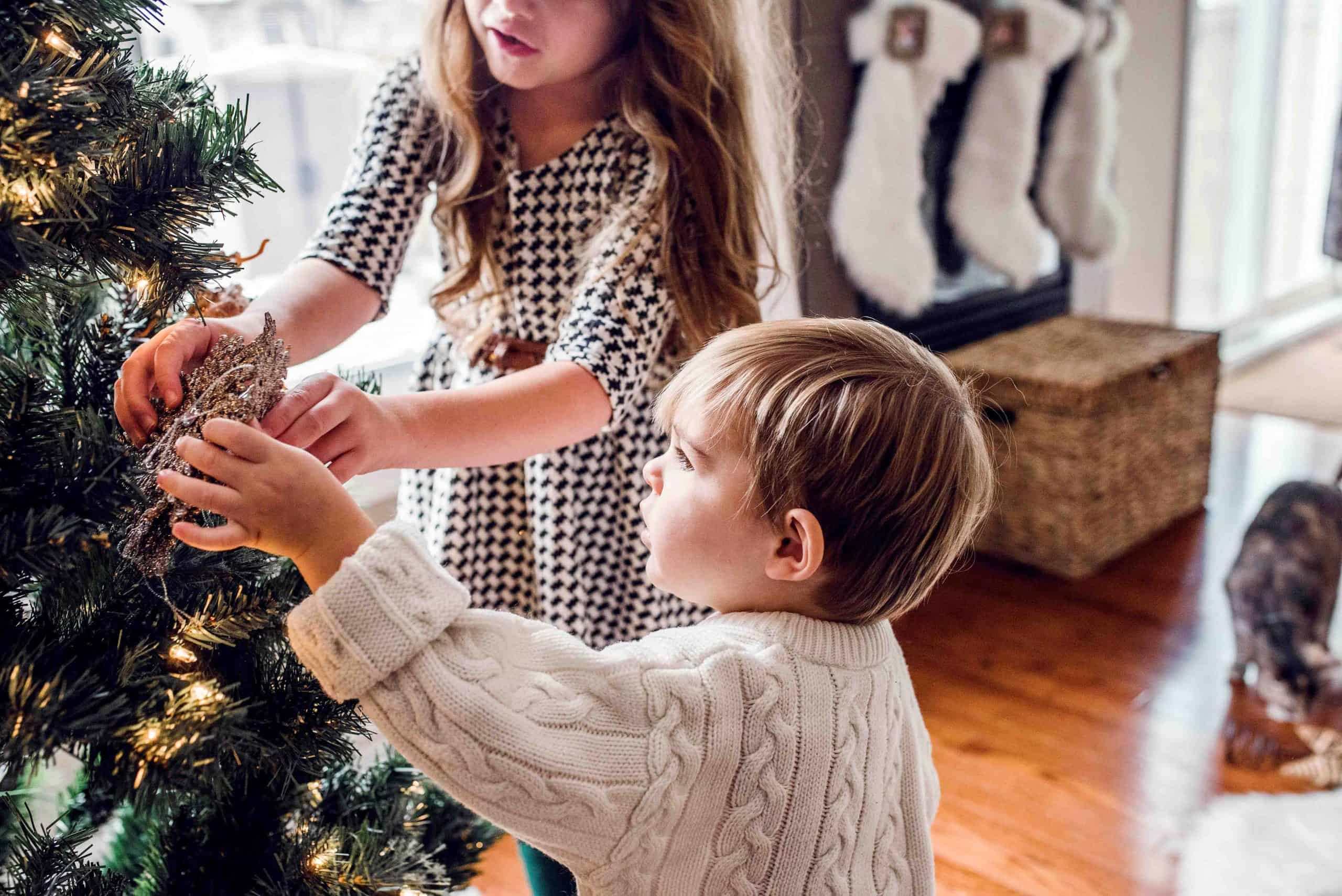 Stocking Stuffers for your Toddler on their First Christmas