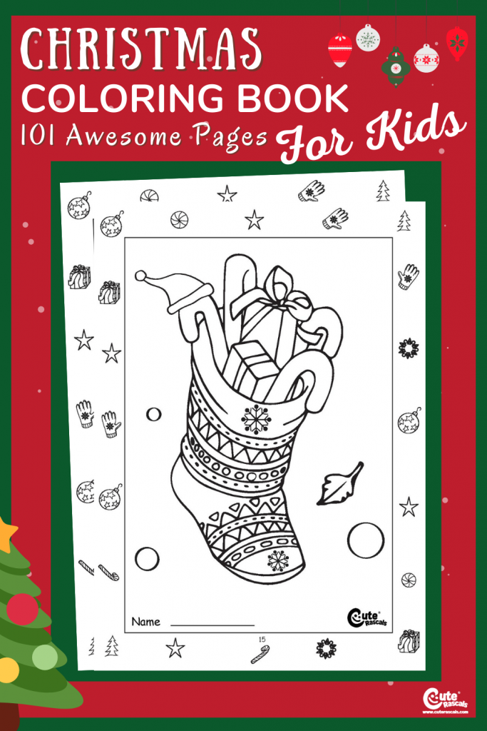 Coloring is a good indoor activity for kids. Click to print 101 pages of coloring sheets for preschoolers.