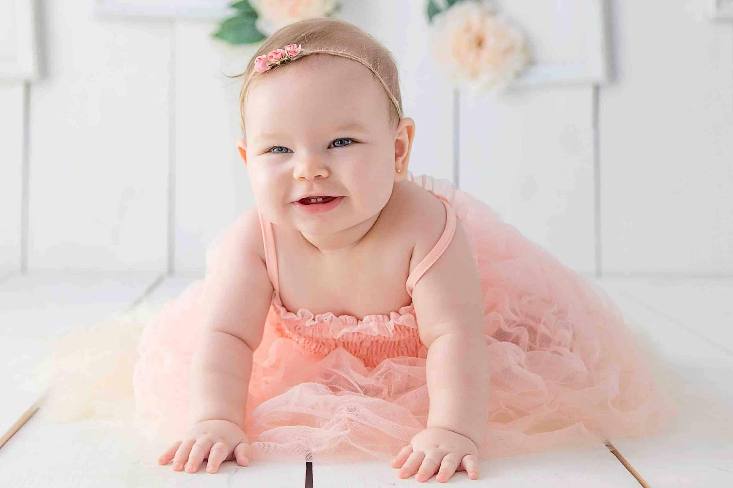 300+ Modern And Cute Baby Girl Names