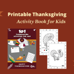 101 Free Printable Thanksgiving Activity Sheets for Kids