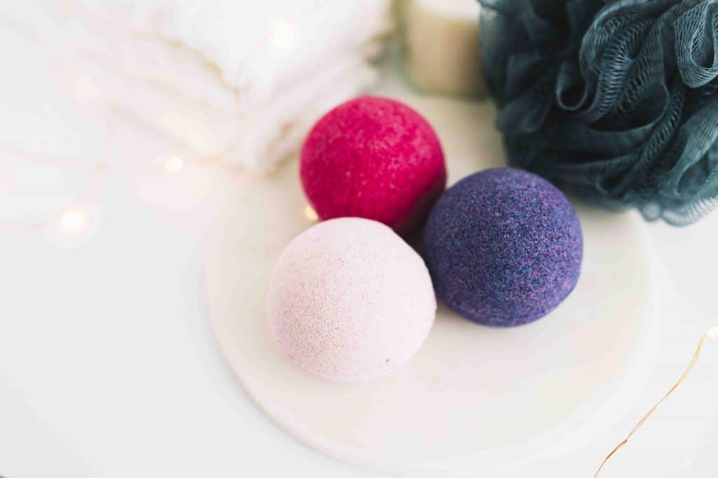 Christmas Gift for Mom – Bath Bombs