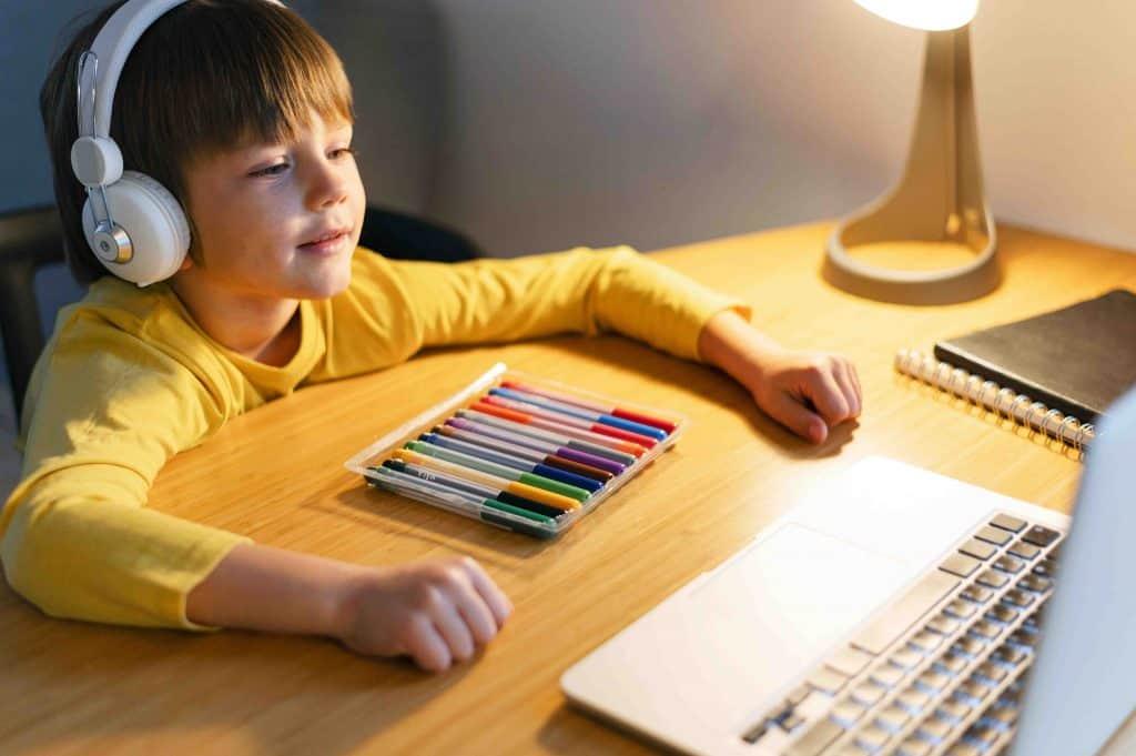 Child tasking new classes