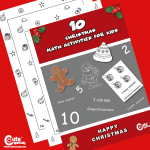 Fun Printable Christmas Math Worksheets for Preschoolers