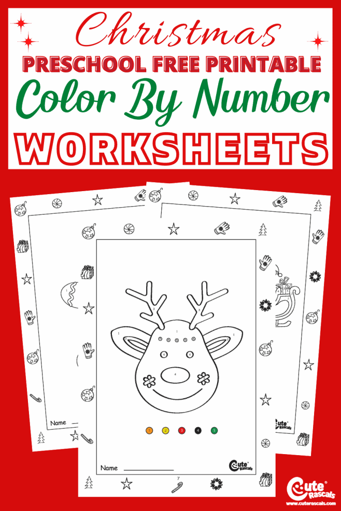 10 pages of fun coloring pages for preschoolers
