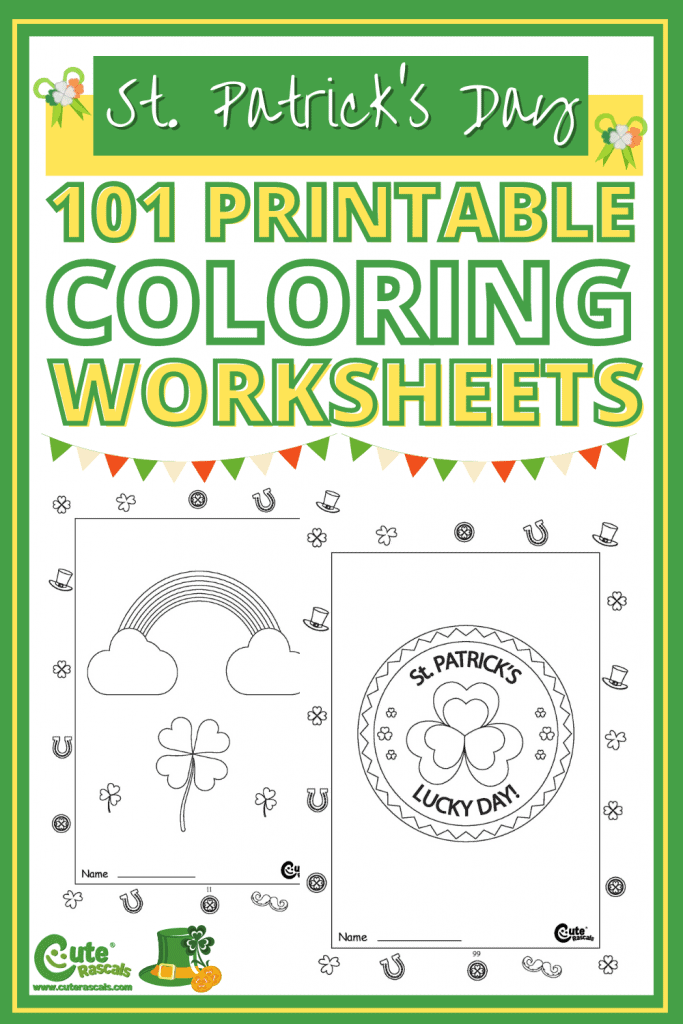 101 fun pages of coloring book for kids