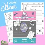 Free Printable Easter Handwriting Worksheets for Preschoolers