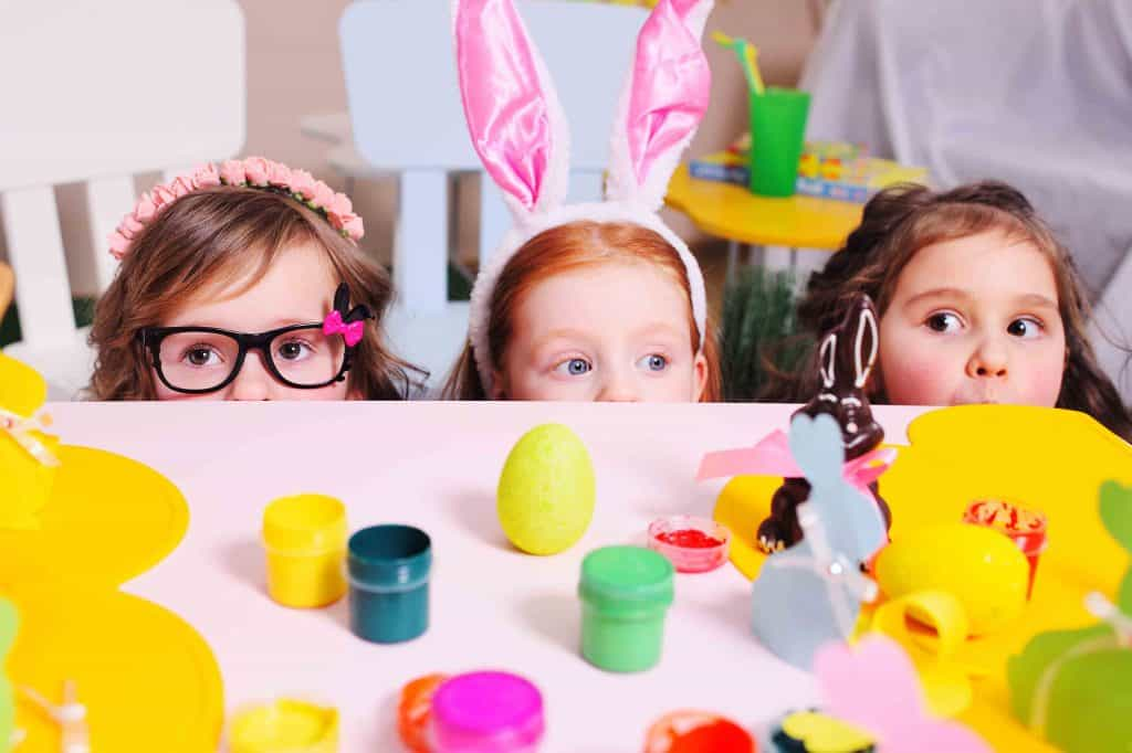 30 Things to Put in the Easter Basket for your Kid Except Candies