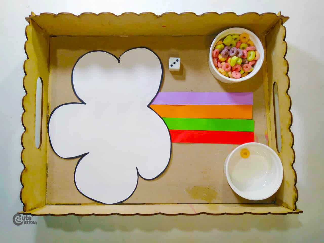 Materials for Counting Rainbows Activity