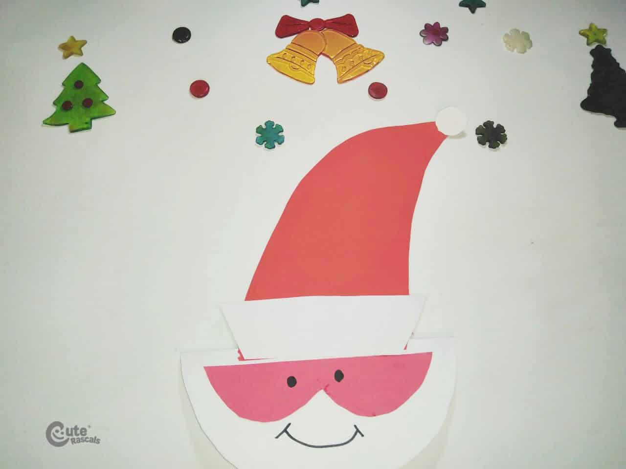 Santa Claus handcraft