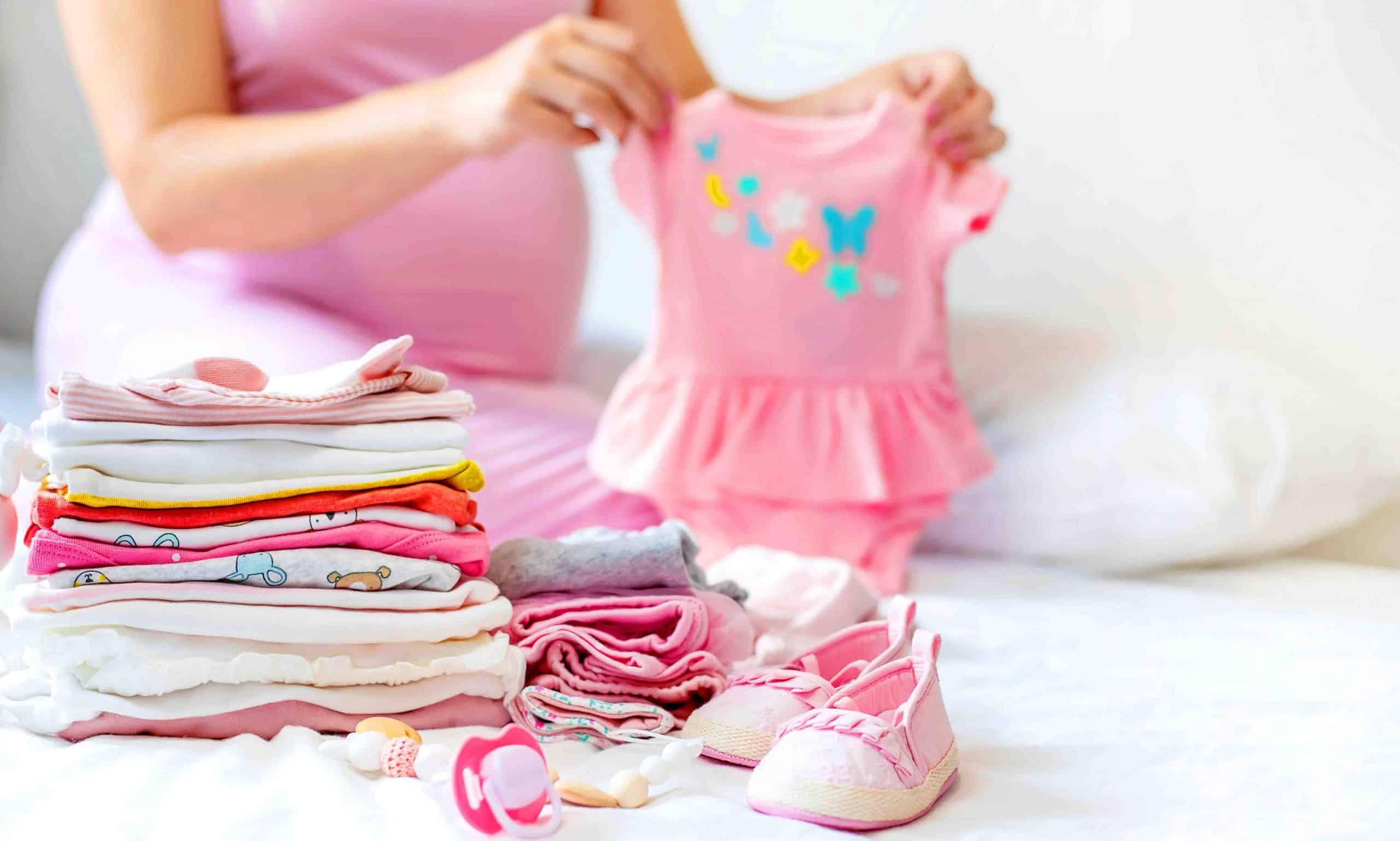 13 Secrets For New Parents to Care For Newborn Baby Clothes (Wash, Organize, Store)