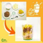 Easy Parfait Dessert Recipe Kids Can Make Sensorial Worksheets (2-4 Year Olds)