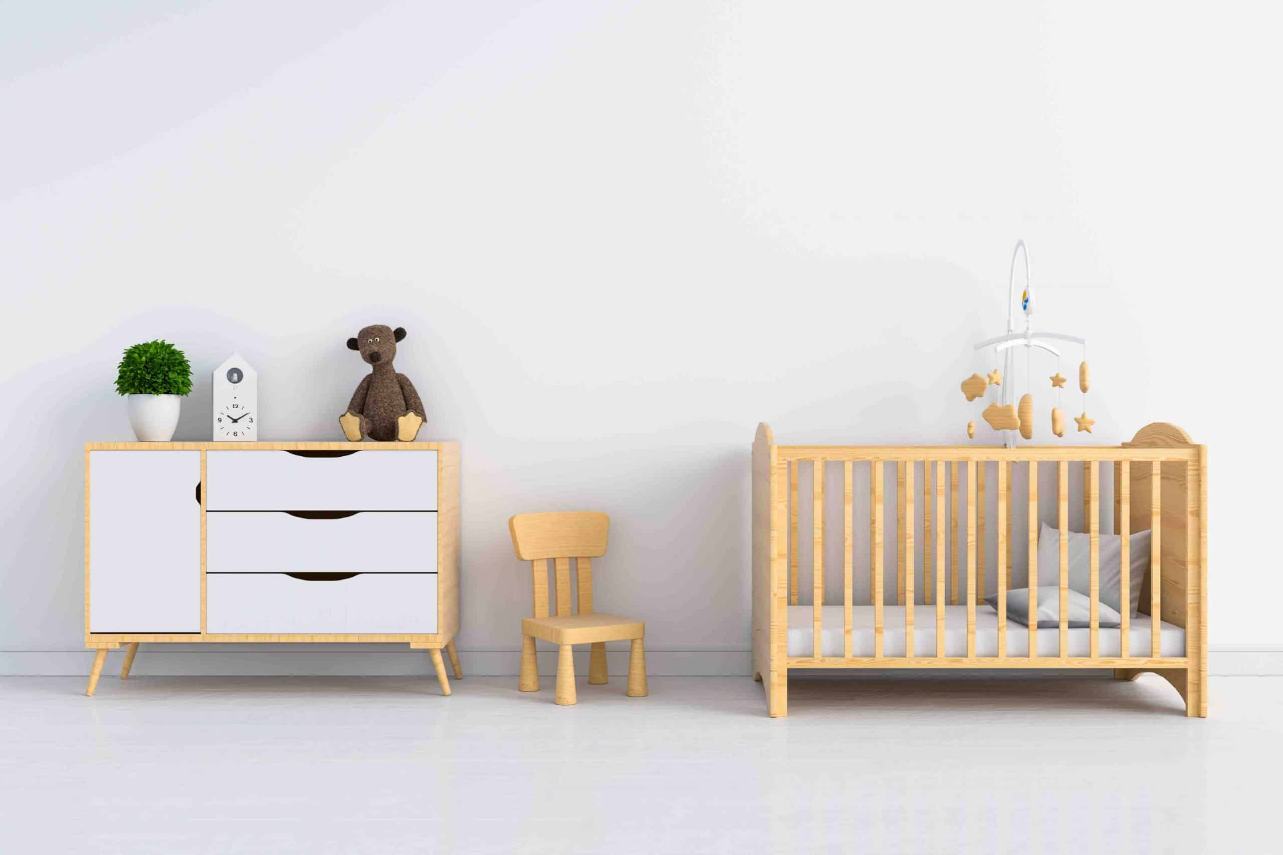How To Design a Baby Nursery: Timeless Decorating Ideas