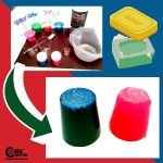 Jelly Soap Easy Science Experiments for Preschoolers with Worksheets (4-6 Year Olds)
