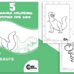 Top 5 Relaxing Dinosaur Coloring Pages Everyone Needs