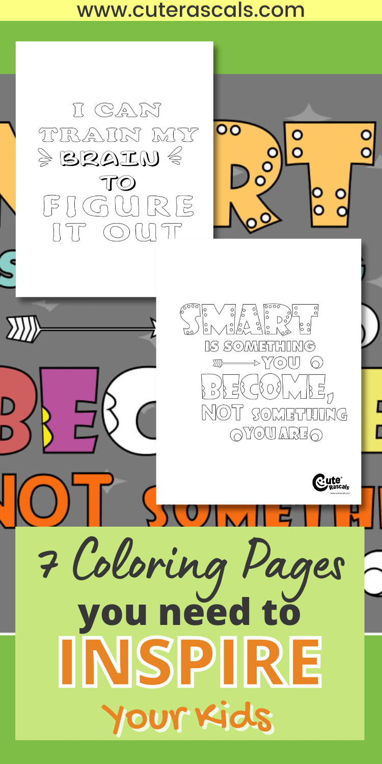 7 Coloring Pages You Need To Inspire Your Kids