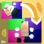 Fall Magic Bag Sensory for Preschool Activity Worksheets (2-4 Year Olds)