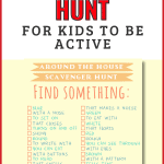 Unravel Your Kitchen: Fun Indoor Kitchen Scavenger Hunt For Kids Of All Ages