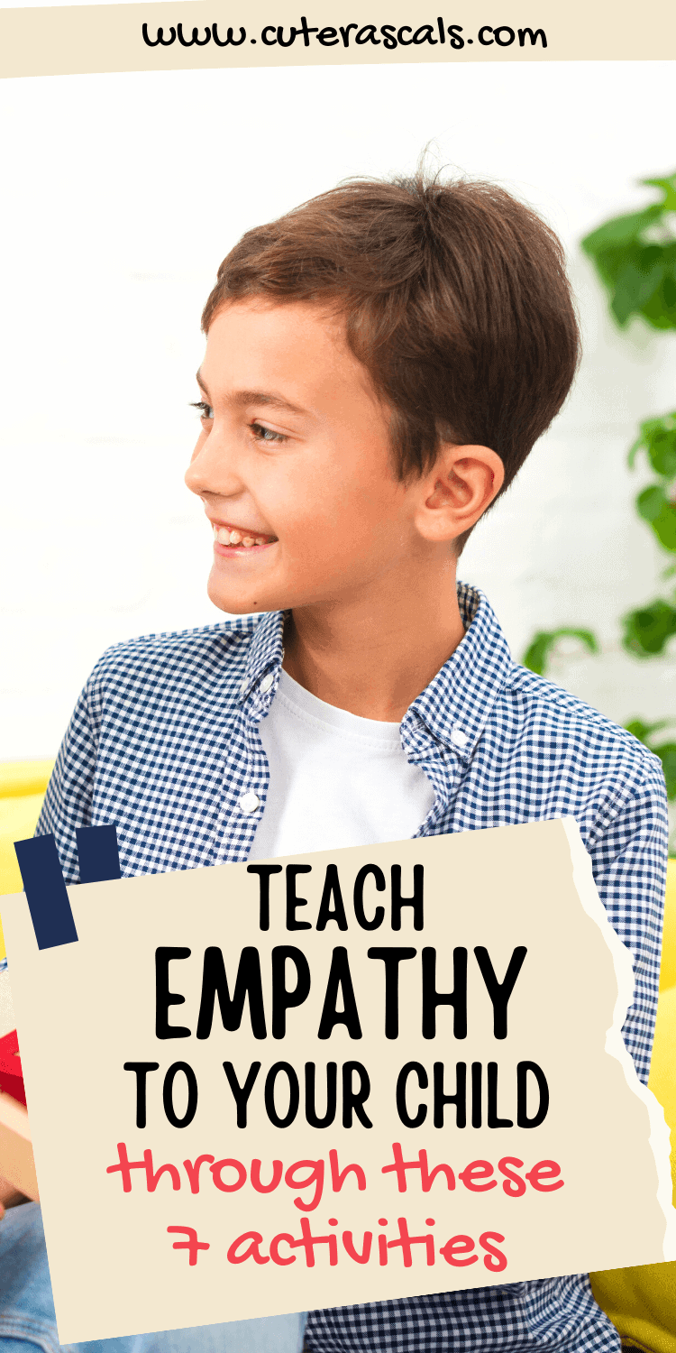 7 Activities That Can Help Teach Your Child Empathy