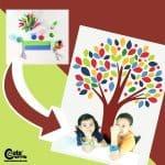 Friendship Bracelet Craft Activities for Preschoolers Worksheets (4-6 Year Olds)