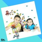 Learn with Lego Preschool Fine Motor Skills Activity Worksheets (4-6 Year Olds)