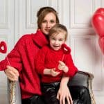 How to Twin Mother Daughter Outfits for Valentine's Day Effortlessly in Sync?