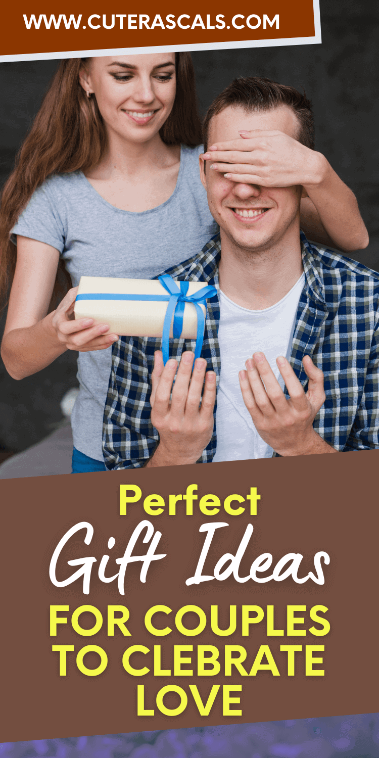 Unique Gift Ideas That Can Make the Loving Couple Feel Extra Special